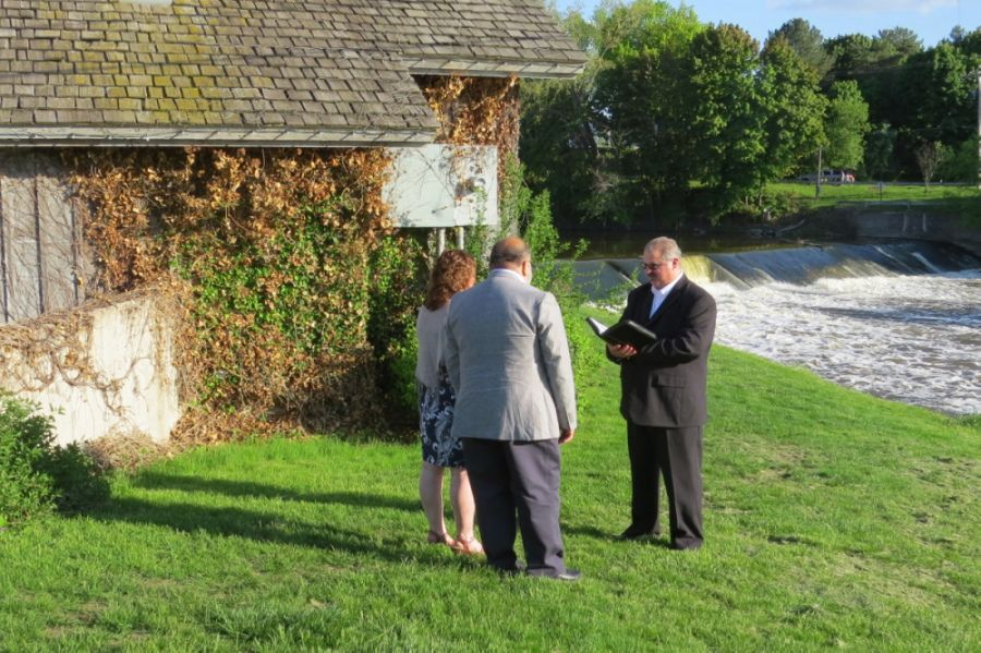 Perfect place for a small, intimate wedding ceremony--The Old Mill ...