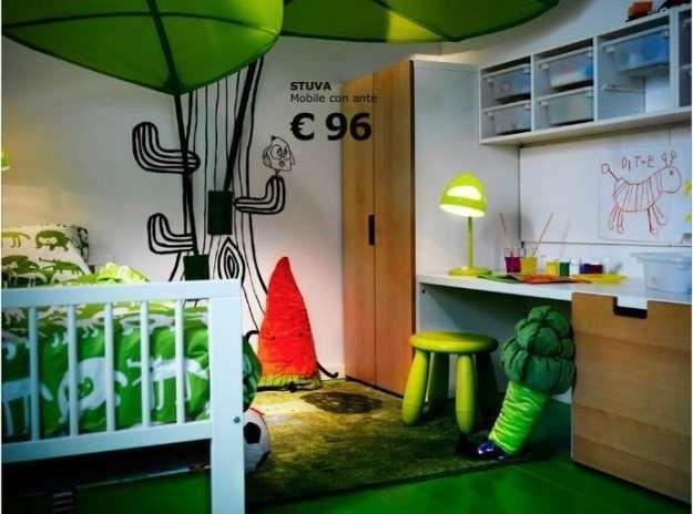 Camerette Ikea per bambini 2013 (con immagini) Camere da