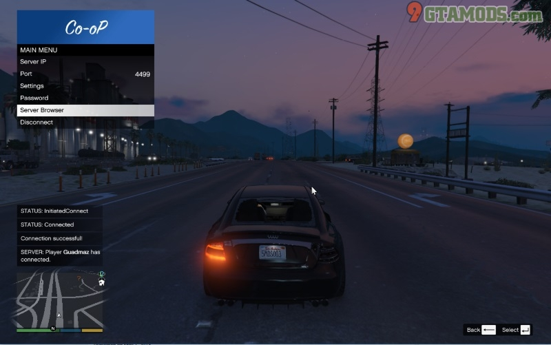 Multiplayer Co Op Gta 5 List Of Gta Mods Updated Daily Mods And Downloads Gta Gta 5 Private Server