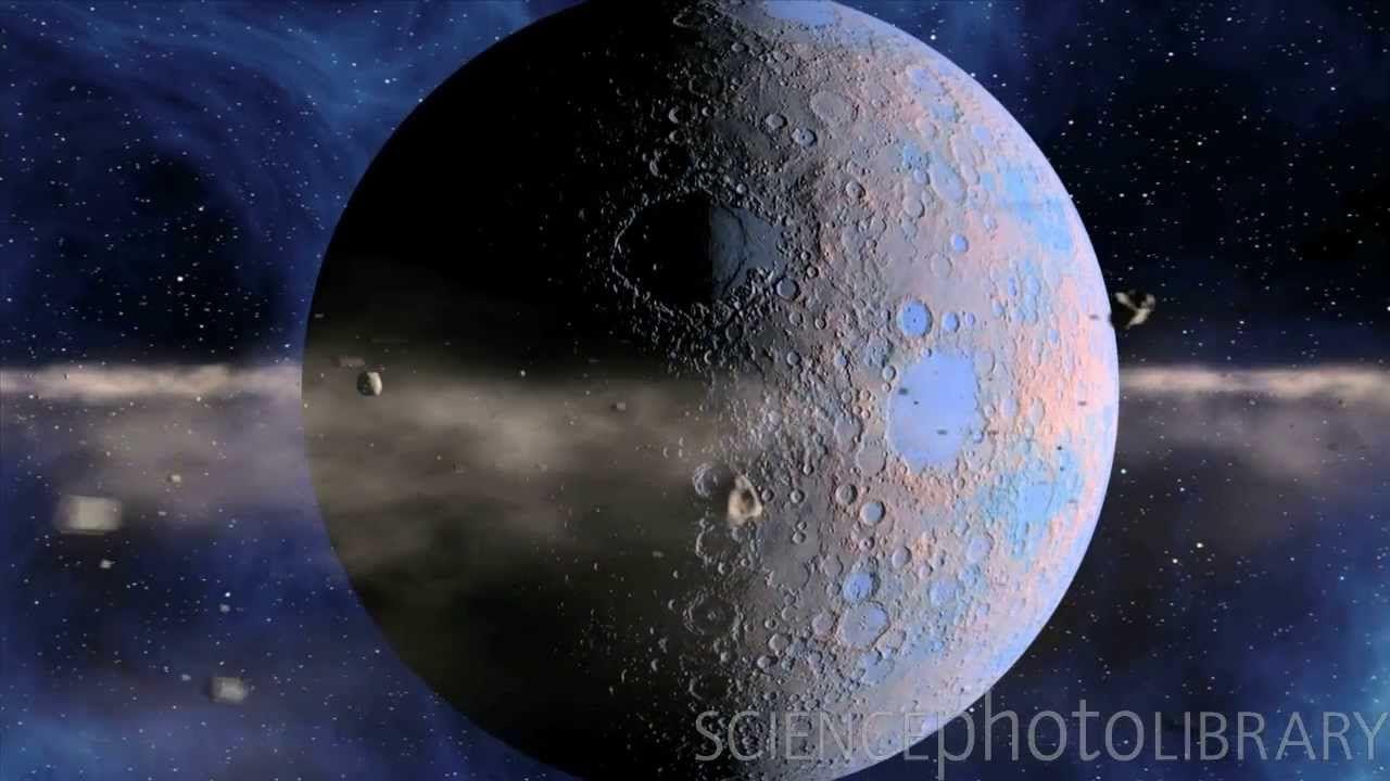 Space showreel