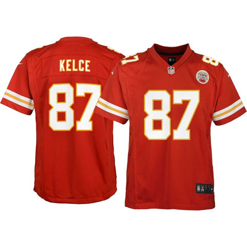 newest collection 9b52f fc53c 87 travis kelce jerseys toys