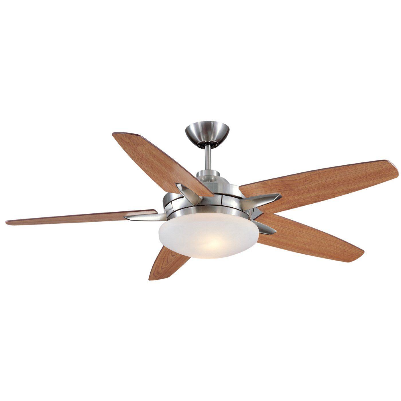 Litex E Ava52bnk5cr 2 Light Avanti Ceiling Fan