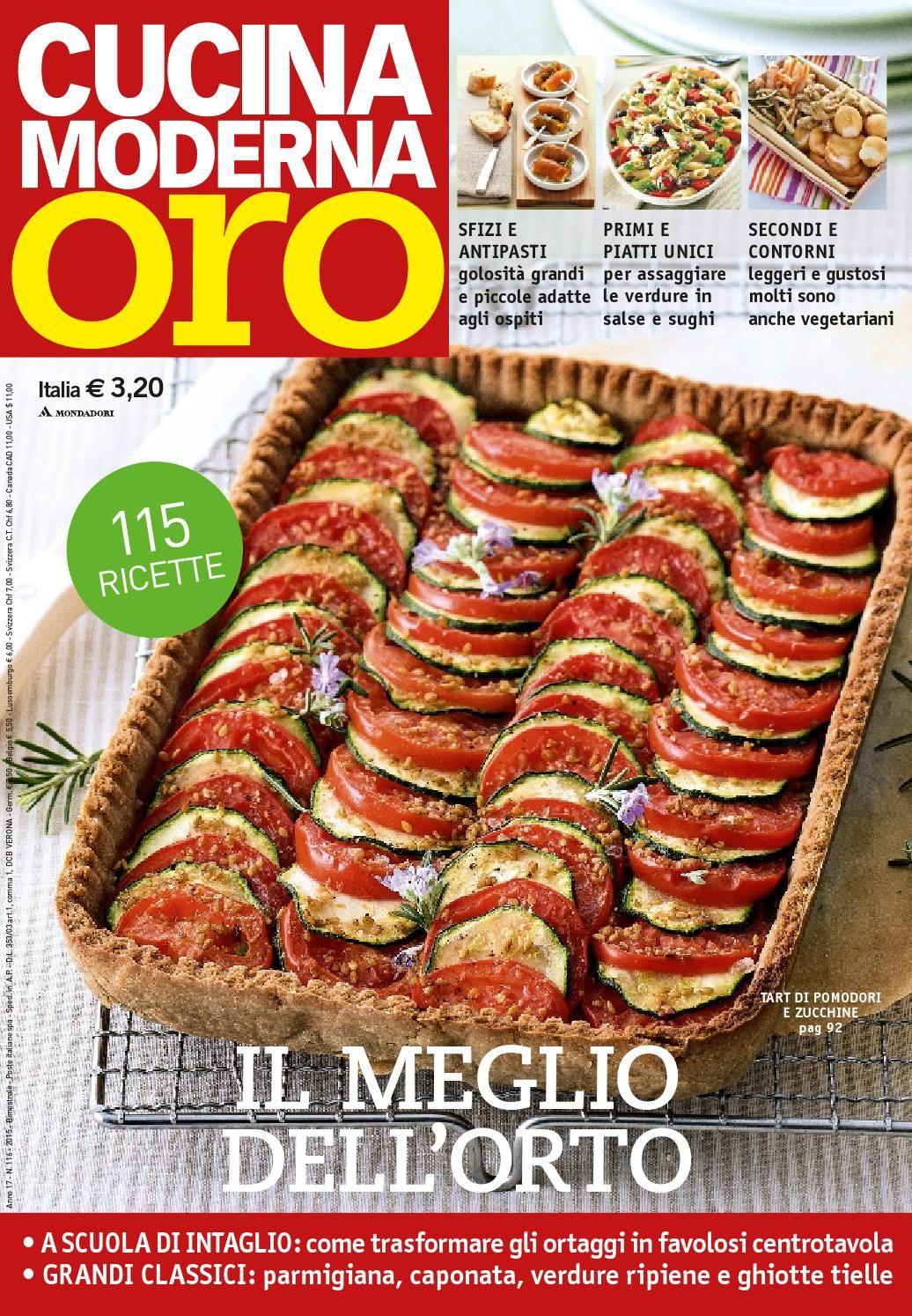Cucina Moderna Oro.Cucina Moderna Oro 11 06 2015 By M R Gastronomia Italiana