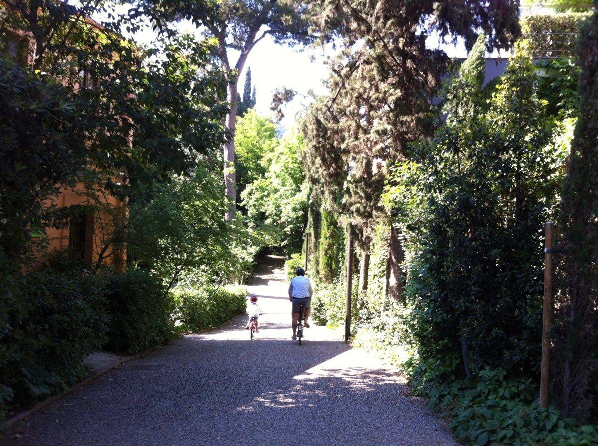 Los 10 Mejores Parques De Barcelona Barcelona Colours Parques Barcelona Espacios De Juego