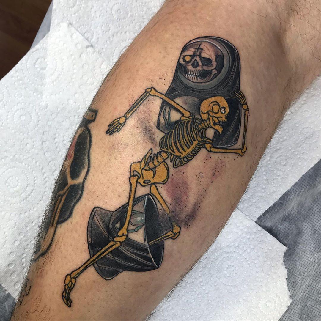 Tattoo Kunstwerk