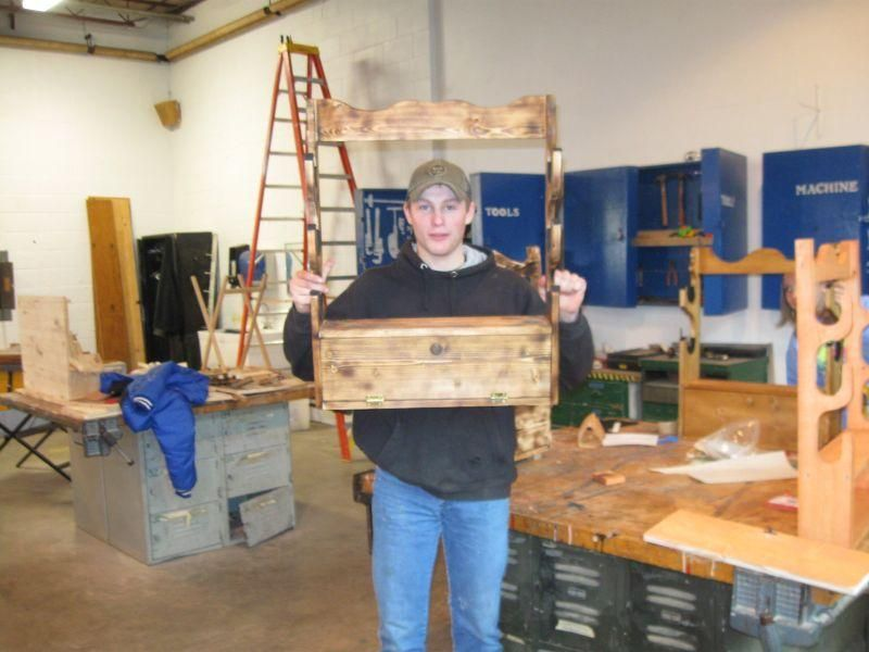 Woodshop Project Ideas For High School Wood Project Id...