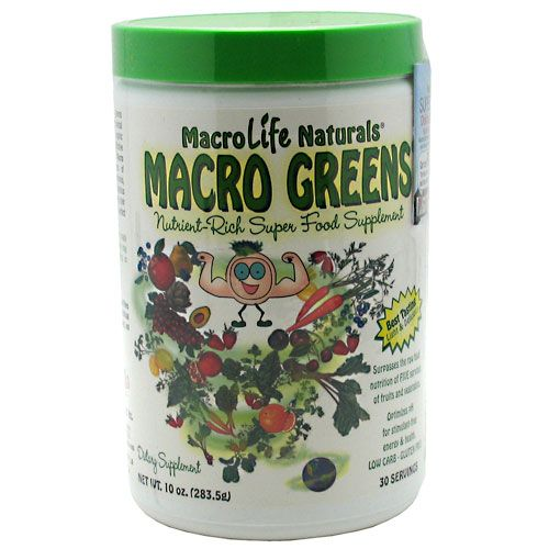 One 10 Nutrition - Macro Greens Nutrient-Rich Super Food Supplement, $26.99 (http://www.one10nutrition.com/macro-greens-nutrient-rich-super-food-supplement/)