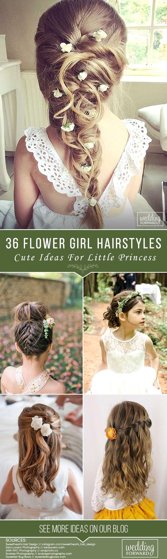cute flower girl hairstyles update wedding u bridesmaid
