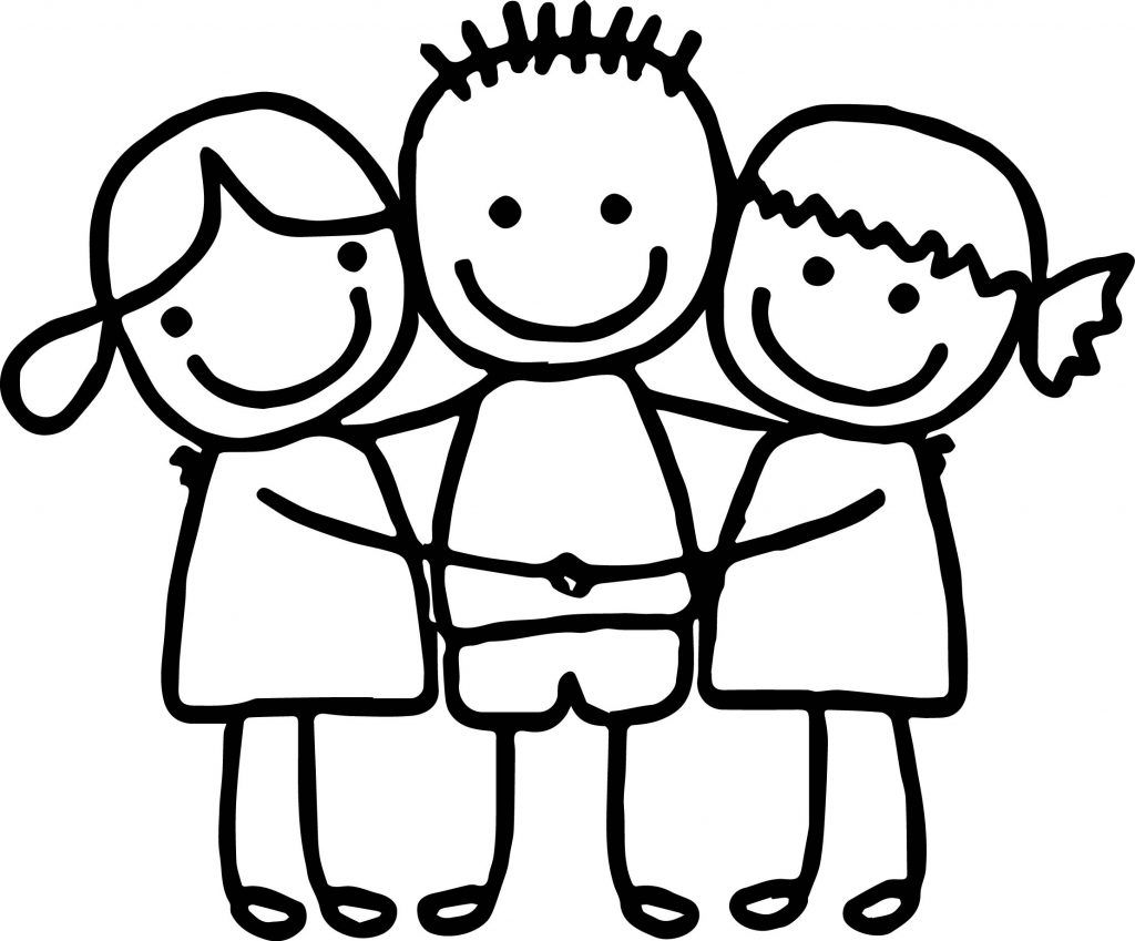 Best Friends Coloring Pages Best Coloring Pages For Kids Heart Coloring Pages Friend Cartoon Coloring Pages