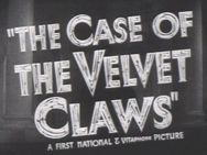 Download The Case of the Velvet Claws Full-Movie Free