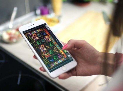 Игровые автоматы на планшетах