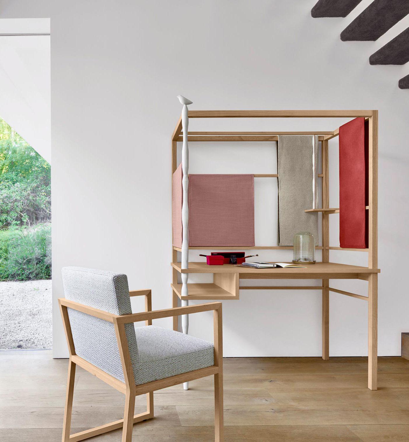 Koya Desk In Natural Ash, Designed By Marie Christine Dorner. | Available  At Linea. Office InspoThe DeskOfficesEnvironmentDesksModern FurnitureAshLos  ...