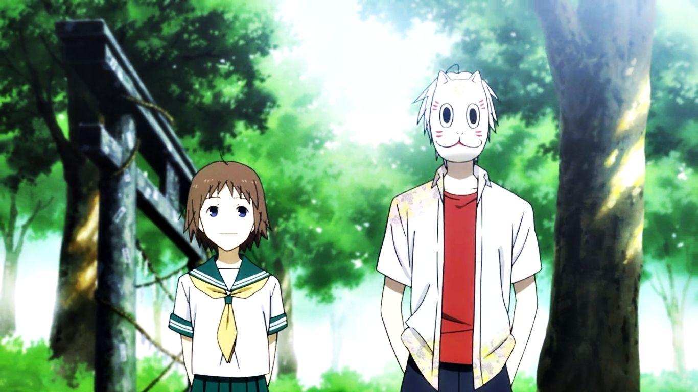 Iseng Nonton Movie Anime Hotarubi no Mori e Malah