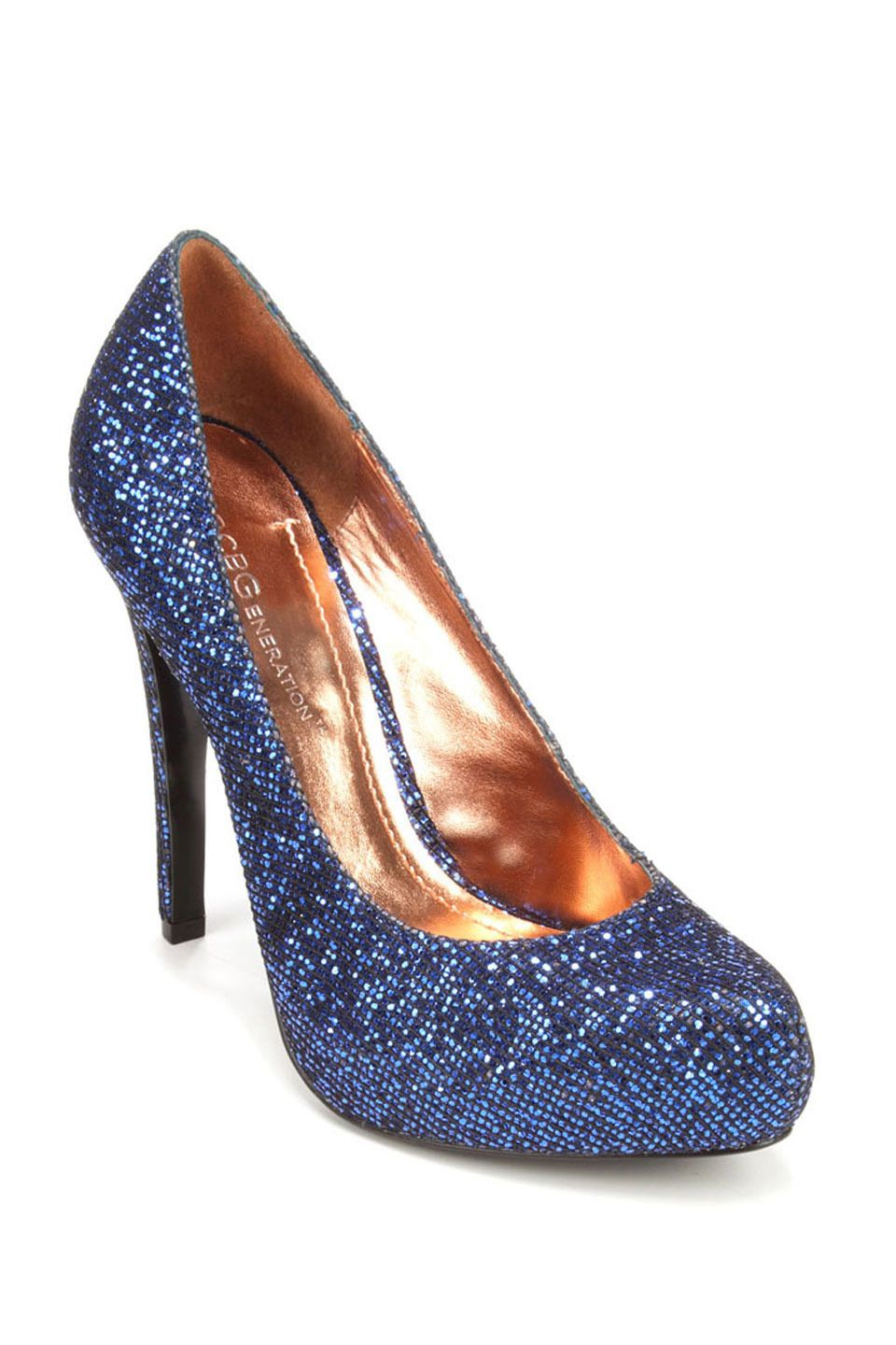 Bcbgeneration parade pumps in dark navy beyond the rack shoes