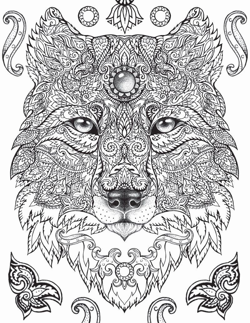 Coloring Pages Of Nature And Animals Best Of Mandala Animal Coloring Pages Animal Coloring Pages Mandala Coloring Pages Animal Coloring Books
