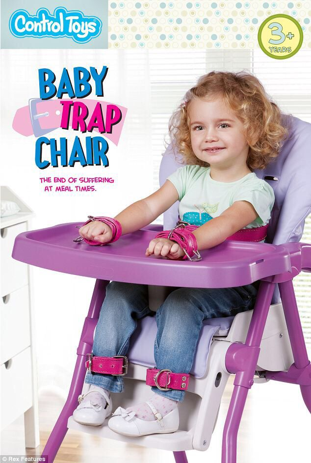 8fe4b604475 Can they make this in adult size    Adult baby high chair and restraints