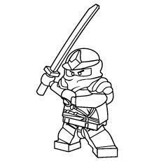 print coloring image  momjunction  ninjago coloring
