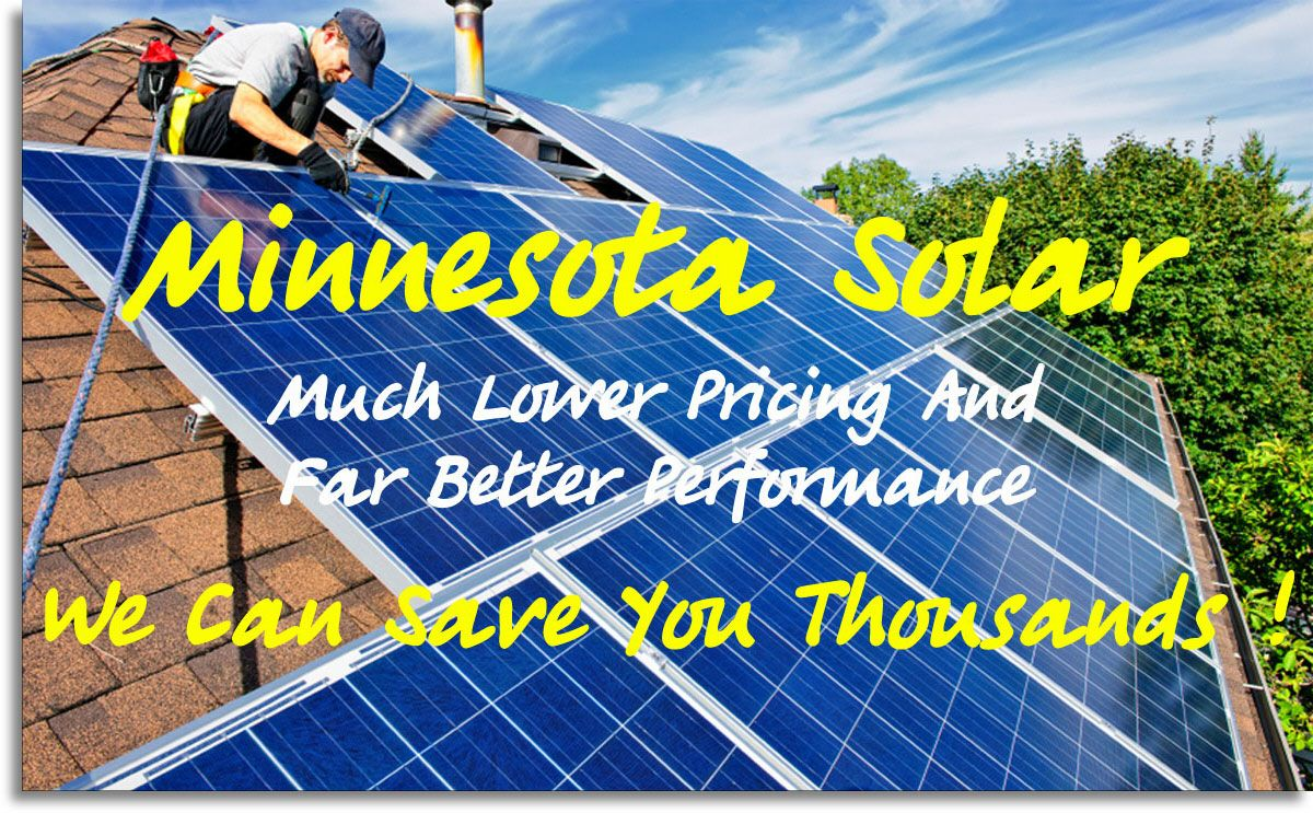 Minnesota Solar Solar, Minnesota, Lower