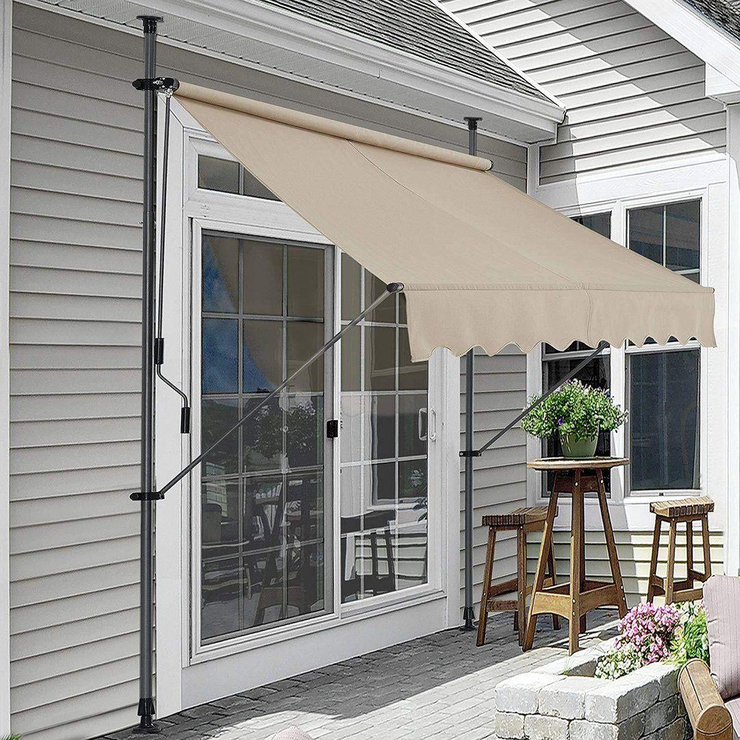 Balkon Gestalten Ohne Bohren Bestbewertet Von sonnenschutz