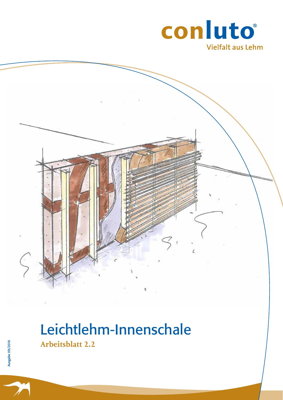 Arbeitsblatt Leichtlehm-Innenschale | Architecture | Pinterest ...