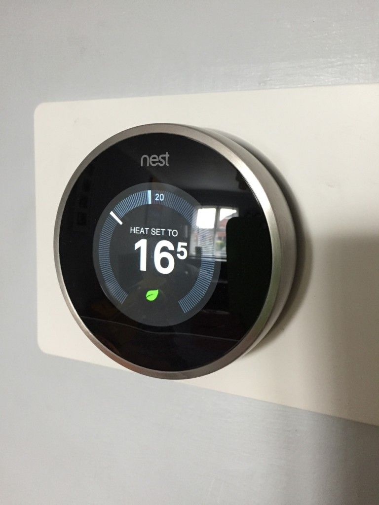 Nest thermostat review Nest thermostat review, Nest