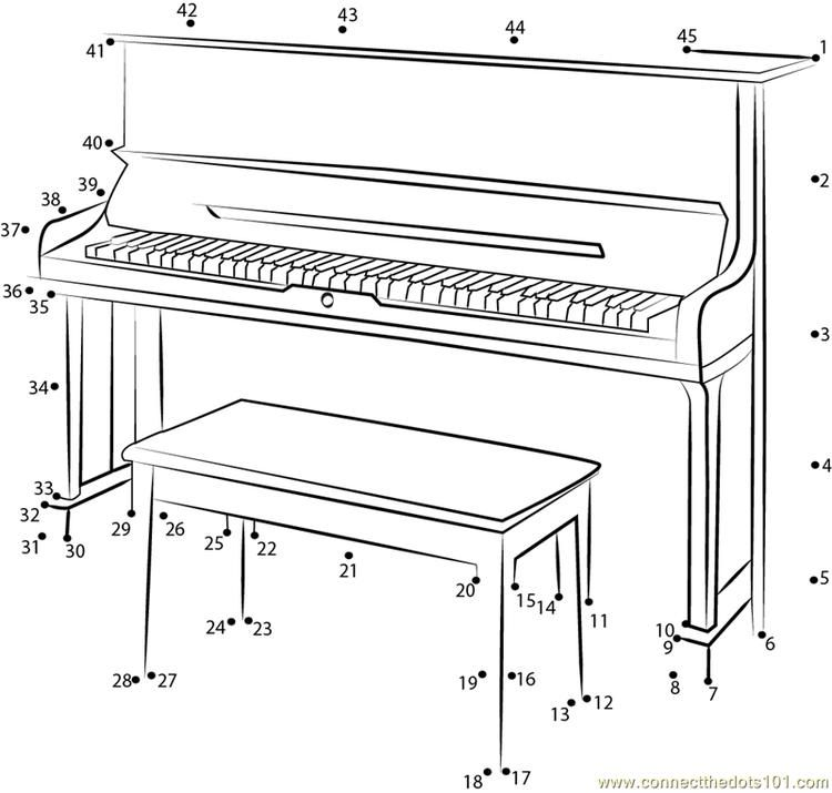 U3sh Silent Upright Piano Connect Dots in 2020 Piano
