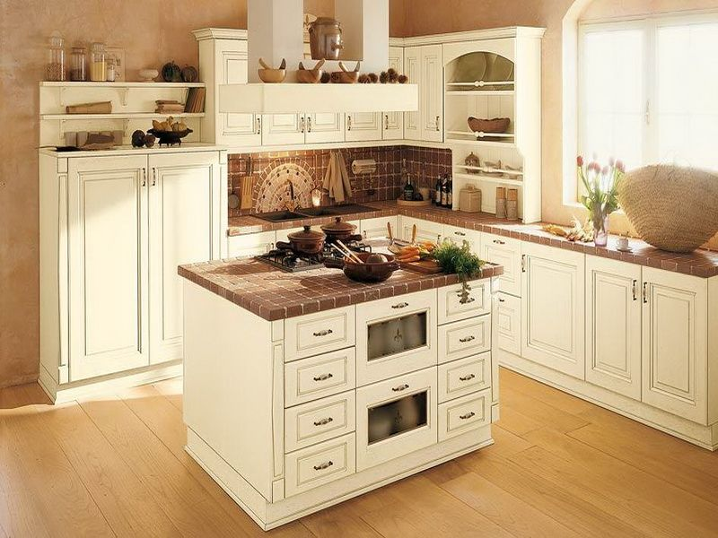 Interior Old House Kitchen Design