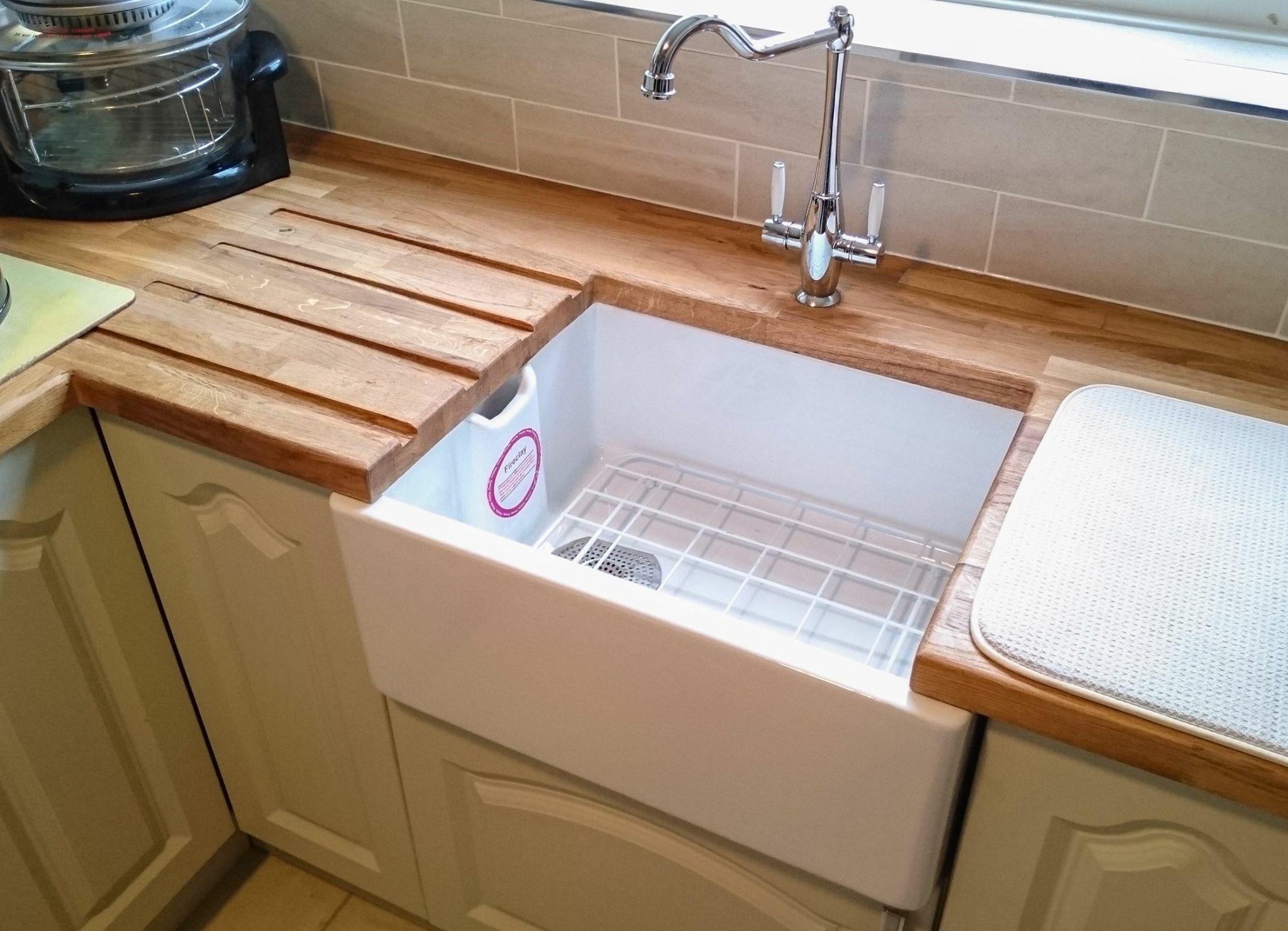 Customer Case Study Tuscan Solid Wood Worktops European Oak