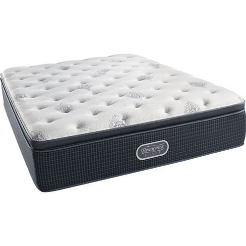 Buy Simmons Beautyrest Silver 174 Snowhaven Pillowtop Plush