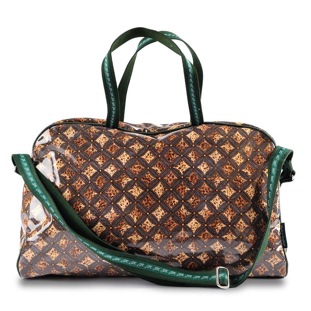 Black Leopard Overnight Bag Black baby bag, Bags
