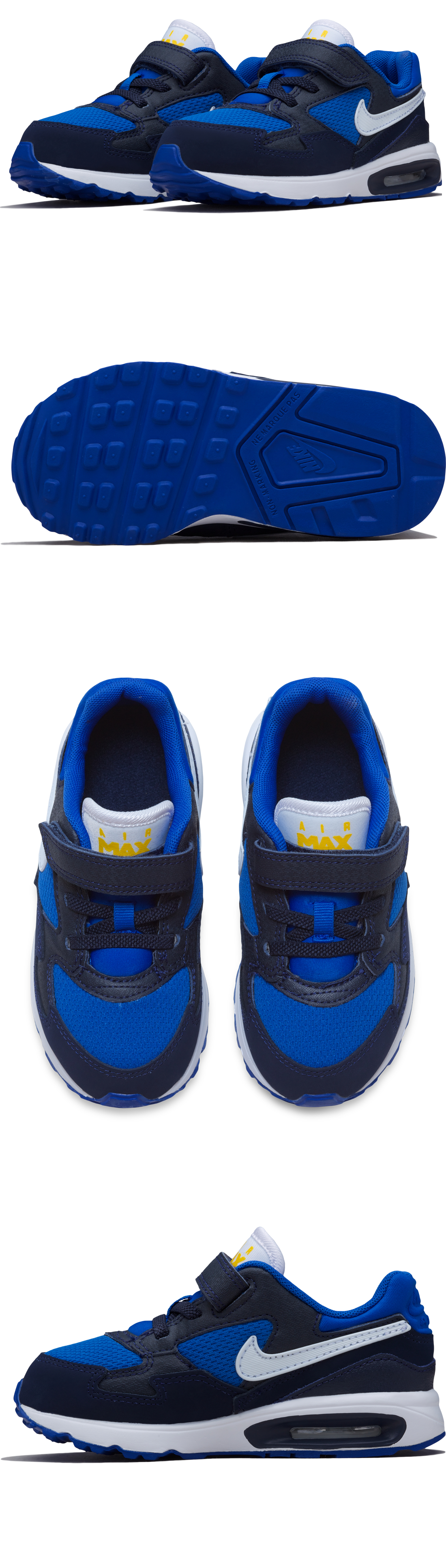Baby Shoes Nike Air Max St Tdv Toddler Kids Boy Girls Shoes