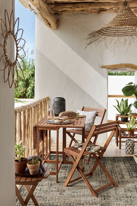 Sunny Moments Auf Dem Balkon Gartenmobel Gartendeko
