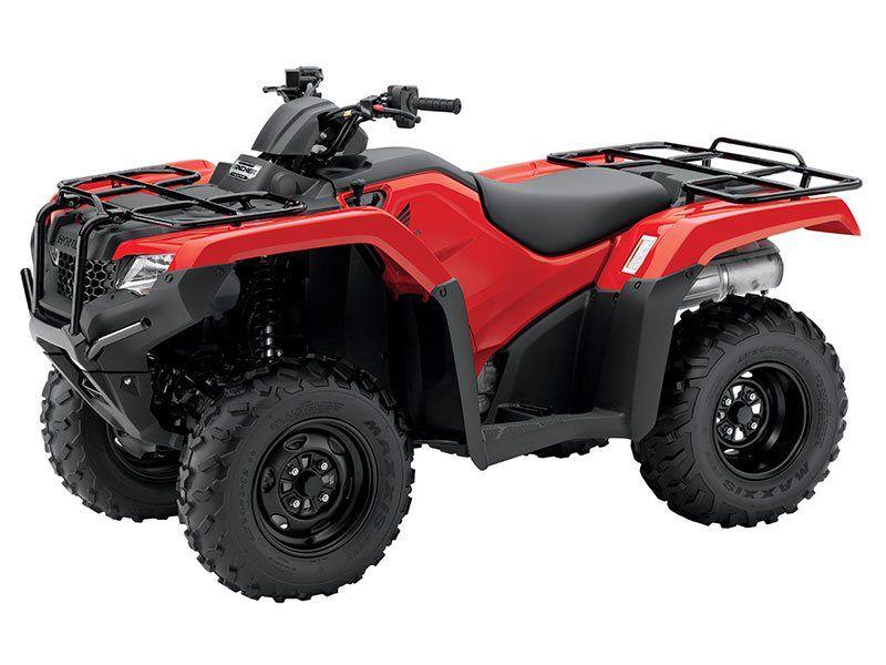 Honda 2015 Fourtrax Rancher 4x4 Es Trx420fe1f Honda Atv Rancher