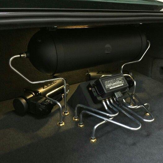 AIR LIFT 3H 3P Height Pressure Dual Arm Controller Mount Pedestal Bracket