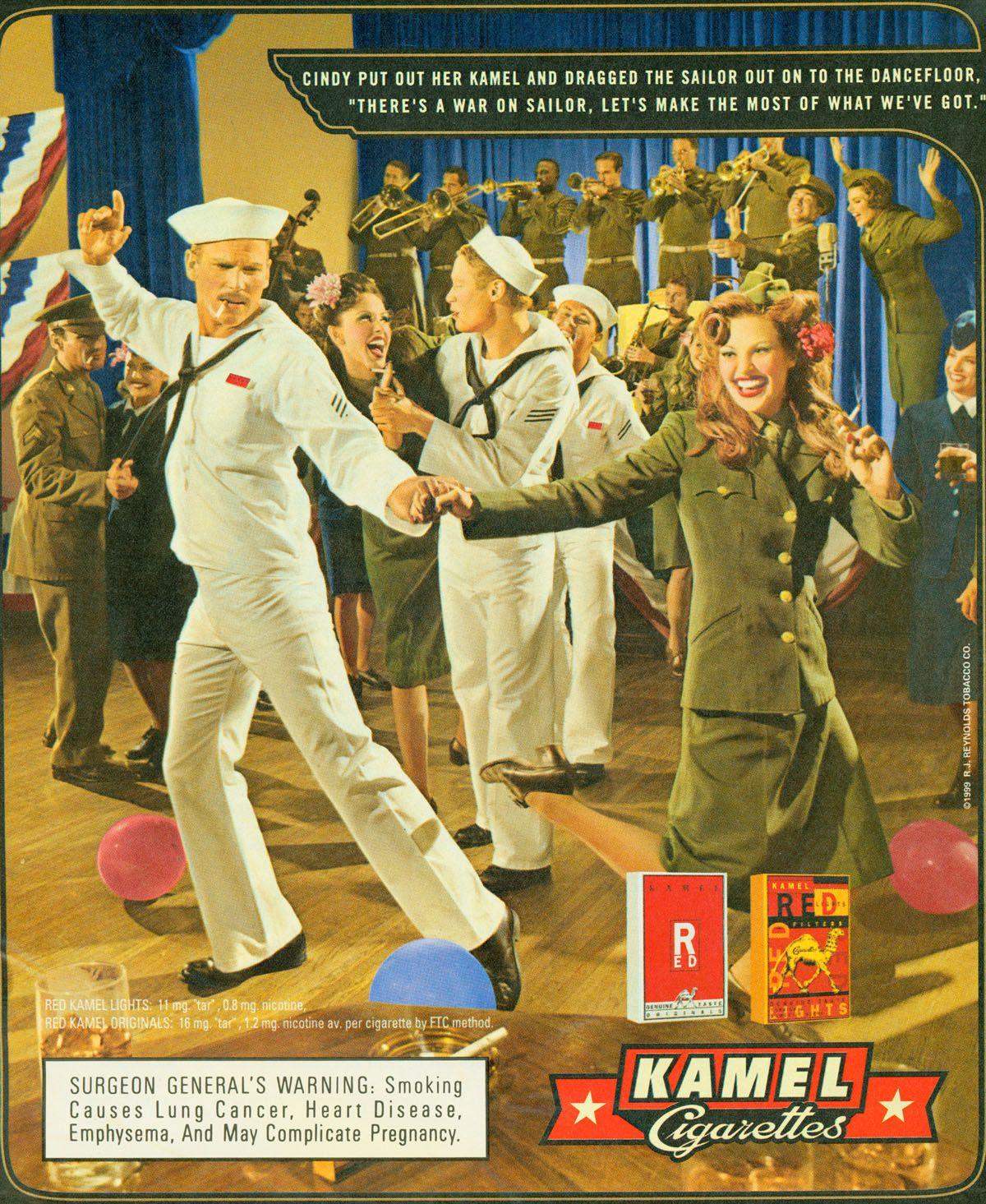 Kamel Cigarettes Poster Vintage  tobacco_ads @alikarami_    #vintage #ad #cigarette #tobacco