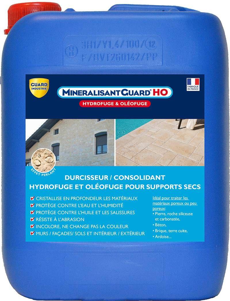 Mineralisant Guard Ho Durcisseur Anti Poussiere Hydrofuge Et Oleofuge Guard Industrie Mineralisant Anti Poussiere Poussiere Pollution Atmospherique
