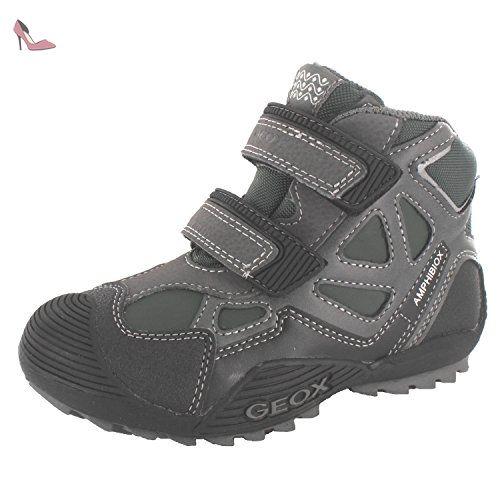 Doncella Molde Faringe  GEOX J SAVAGE B ABX D - GBK TEXTILE J5424D-05411/C0655 enfant (garçon ou  fille) Bottes, gris 35 EU - Chaussures geox (*Partner-Link) | Chaussure,  Bottes, Sneakers