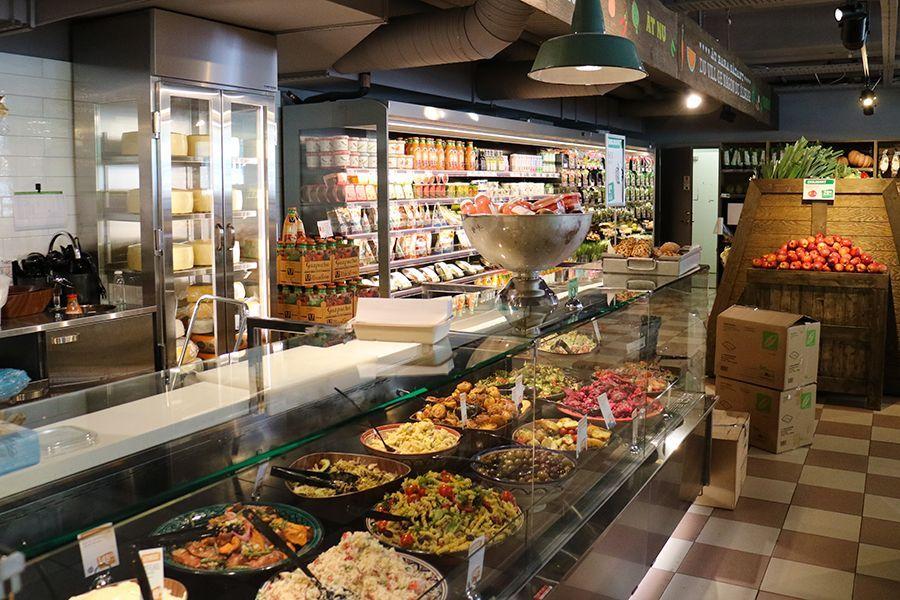 Paradiset matmarknad