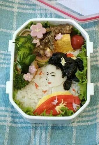 food art bento japanese food art cute bento design swan japanese food art cute bent food art mmmmmm yummy pinterest food art bento and food food art