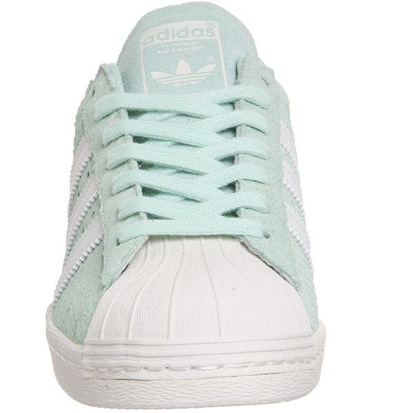 Adidas Superstar 80's ($84) ❤ liked on Polyvore featuring shoes, sneakers,  80s