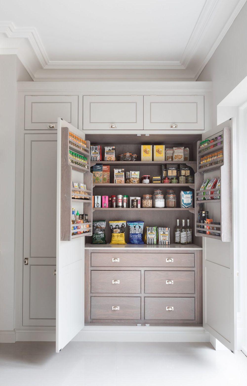 Creative Pantry Door Ideas For Inspirational Design Ideas for