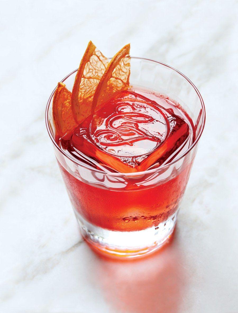 Negroni Recipe Classic Cocktail Recipes Gin Cocktail Recipes Classic Cocktails