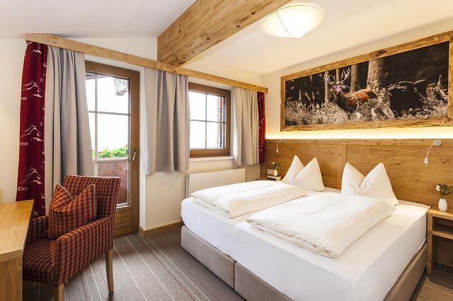 Hotel Kaiser in Tirol   Hotel   Schlafzimmer   Familienhotel