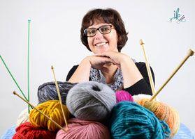 """Vous aimez tricoter et êtes """"accro à la laine""""?   – STRICKEN"""