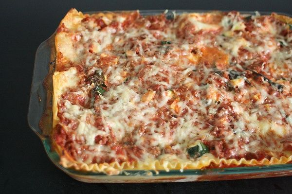 Lasagna! -  - http://www.pinned-recipes.com