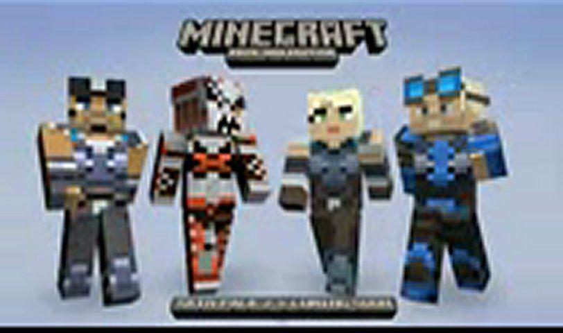 minecraft pe skins fnaf - Google Search   Gears of war ...