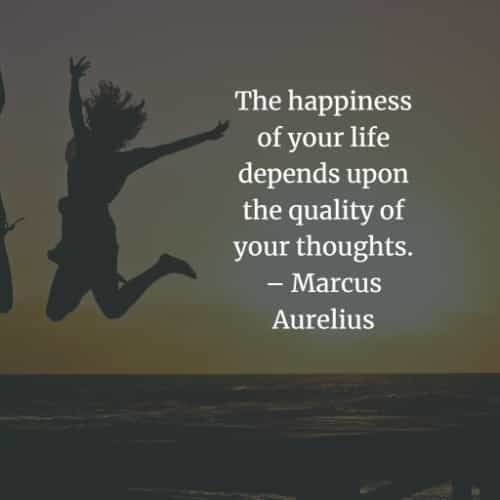 Short happy life quotes and sayings that gives real joy