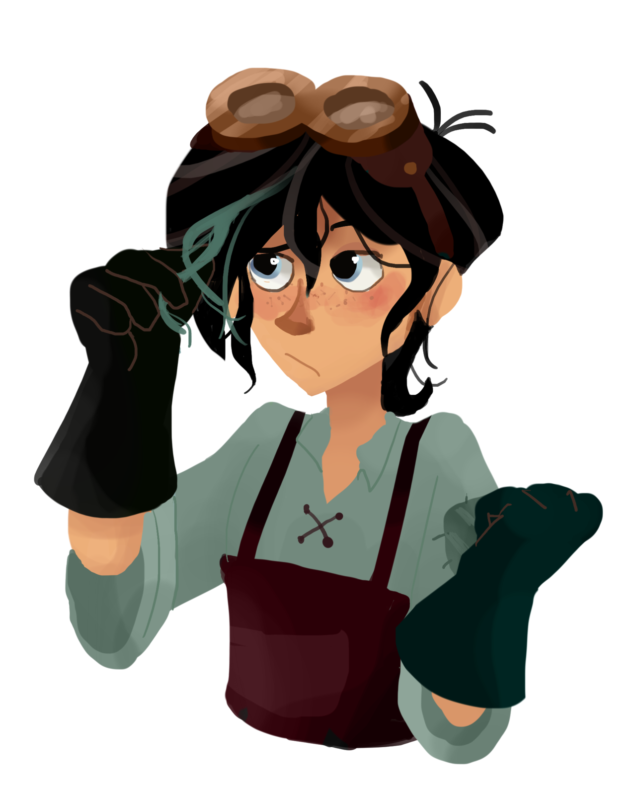 What A Good Boy Also Hopping On The Bandwagon With Some Moon Varian Designs Ko Fi Commissions Redbubble Tangled Movie Disney Tangled Tangled Series
