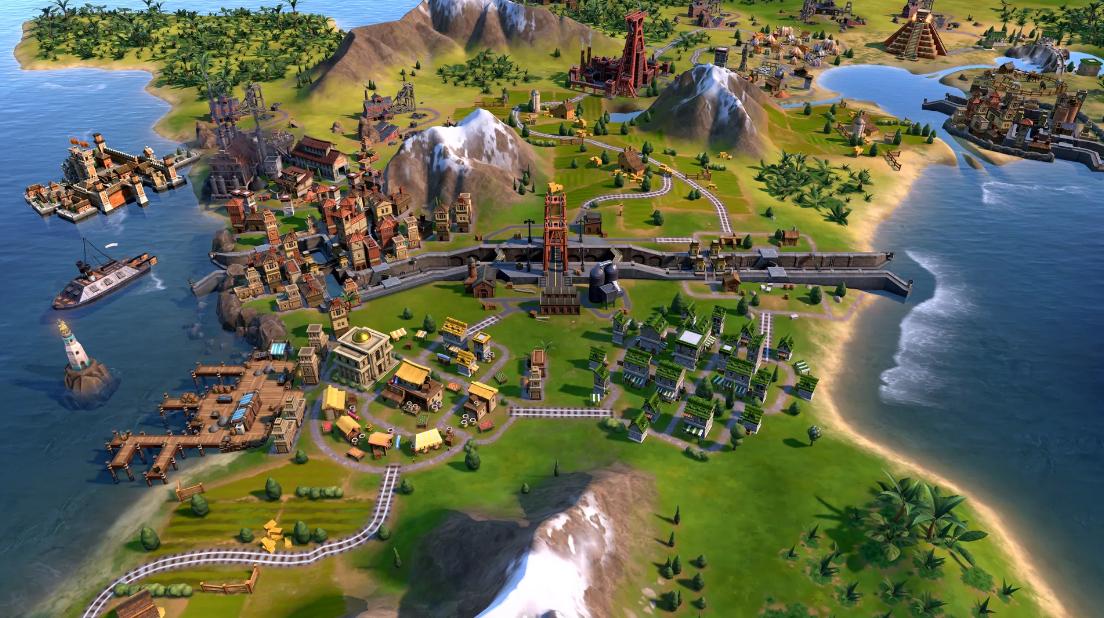 Civilization VI will come to the PS4 and Xbox One November