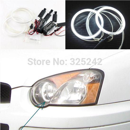 Excellent CCFL Angel Eyes For Subaru Impreza WRX wagon 2004-2005 Ultrabright headlight illumination Angel Eyes Halo Ring - http://www.aliexpress.com/item/Excellent-CCFL-Angel-Eyes-For-Subaru-Impreza-WRX-wagon-2004-2005-Ultrabright-headlight-illumination-Angel-Eyes-Halo-Ring/32282280041.html